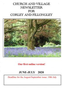 thumbnail of corley & fillongley newsletter june-july 2020 final version